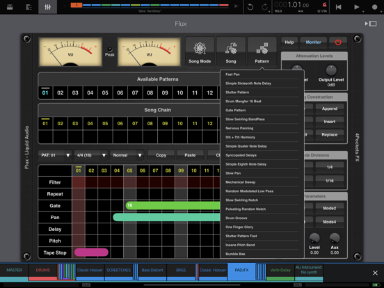 Flux - Liquid Audio screenshot 9