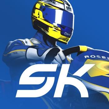 Street Kart Racing Logo