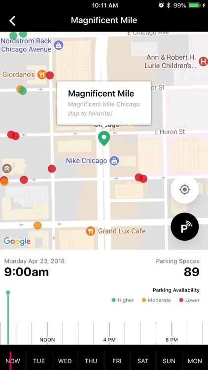 ParkChicagoMap screenshot-3