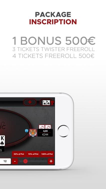 Betclic Poker En Ligne screenshot-3