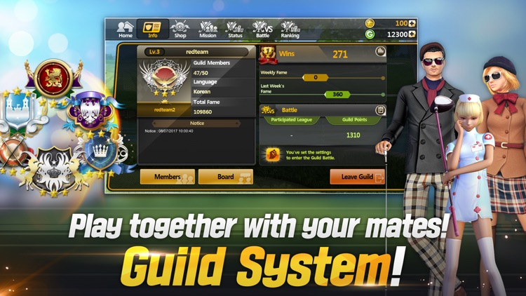 Golf Star™ screenshot-6