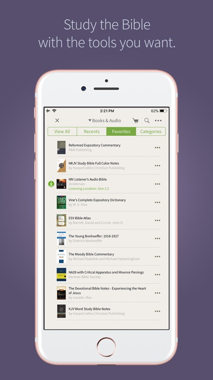 NIV Bible App + screenshot-9