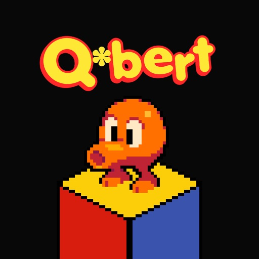 Q*bert free software for iPhone and iPad