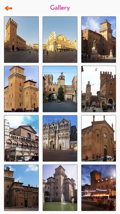 Ferrara City Guide screenshot-3