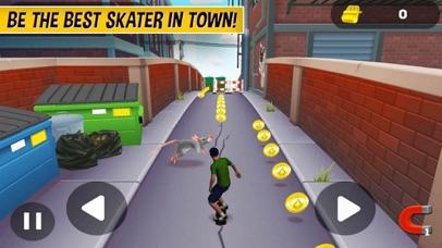 Skating City: Funny Skateboard screenshot 2