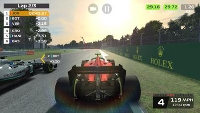 F1 Mobile Racing - 窓用