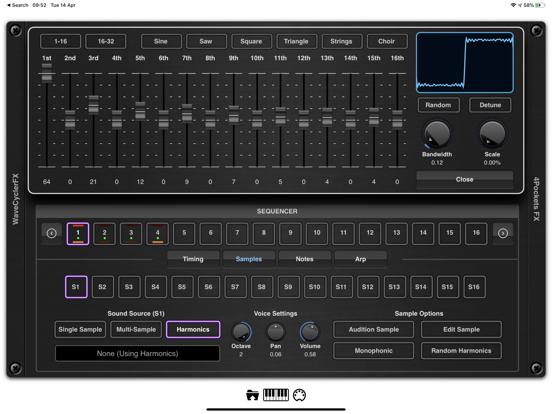 EvolverFX AUv3 Audio Plugin screenshot 12