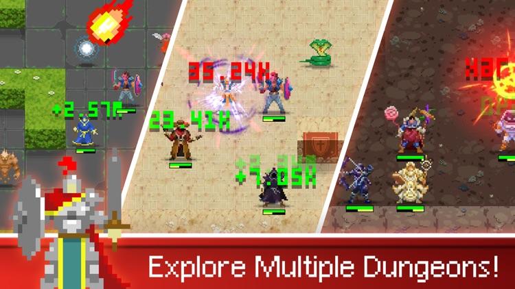 Dunidle: Dungeon Crawler Boss screenshot-0