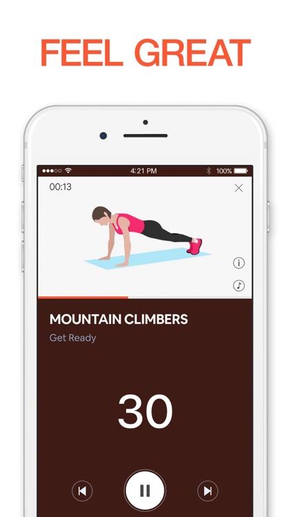 Weight Loss: Workout app by 7M screenshot-3