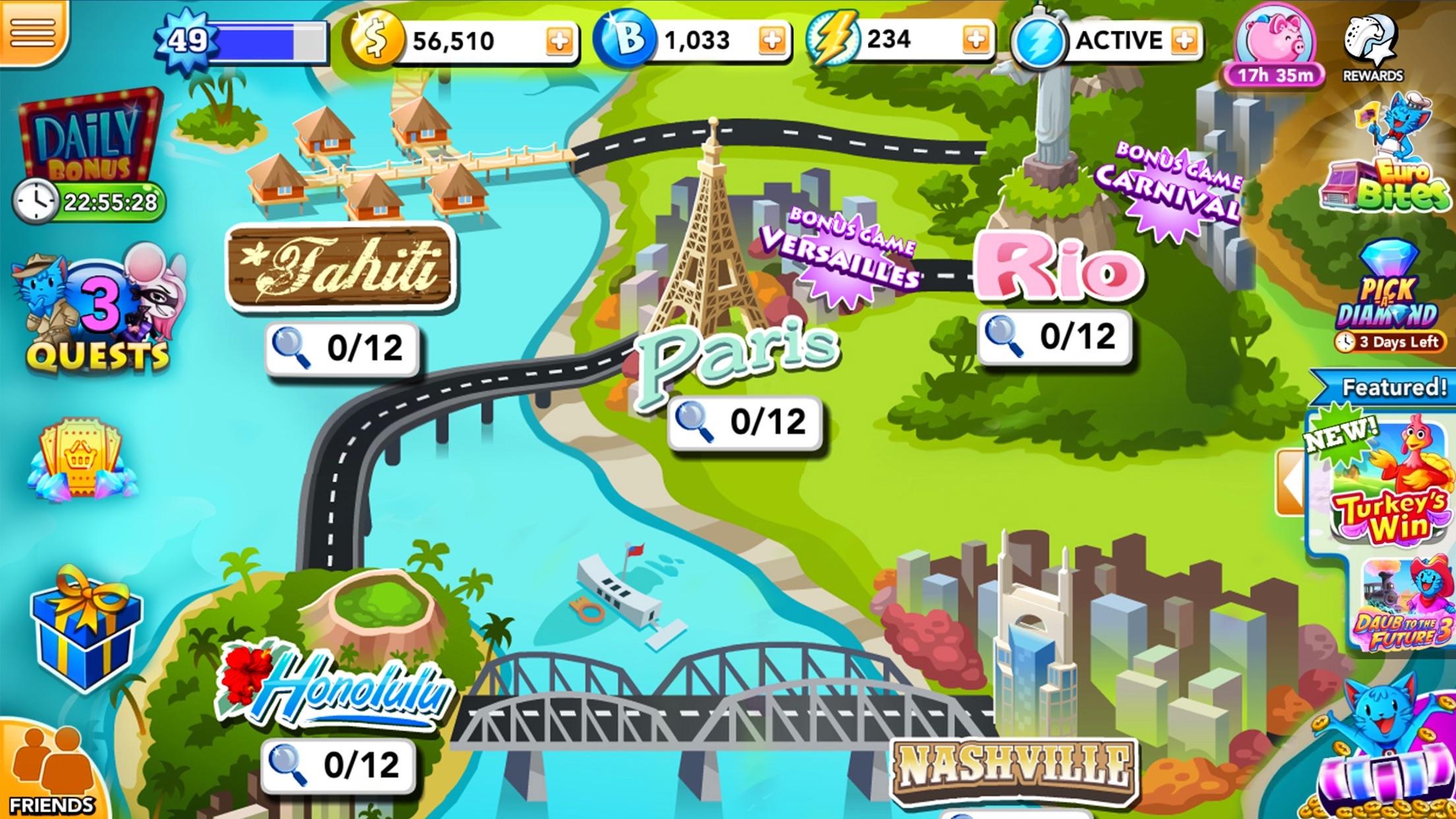 Bingo Blitz™: Live Bingo Games Screenshot