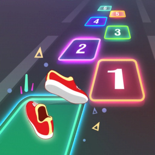 Hopscotch: Back to Childhood icon