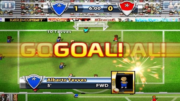 Big Win Soccer: World Football screenshot-3