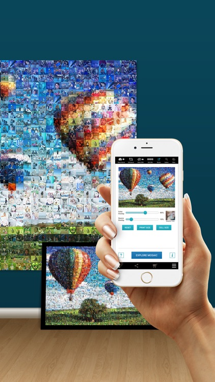 Pro Photo Mosaic Creator screenshot-3