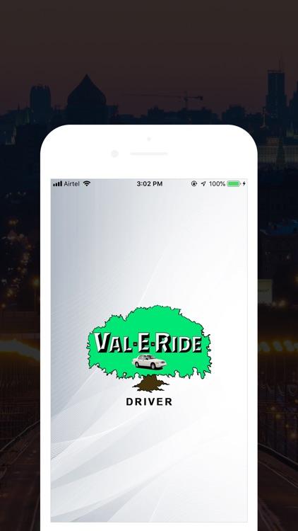Val E Ride Driver