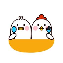 Couple Chicks