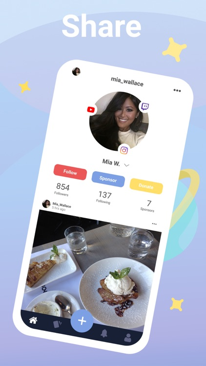 Sinaps - Social Network