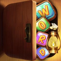 Word Scrabble Hidden Word
