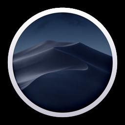 Ícone do app macOS Mojave