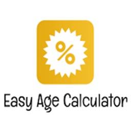 Easy Age Calculator App