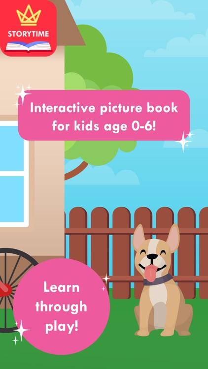 StoryTime Kids: My Family screenshot-3