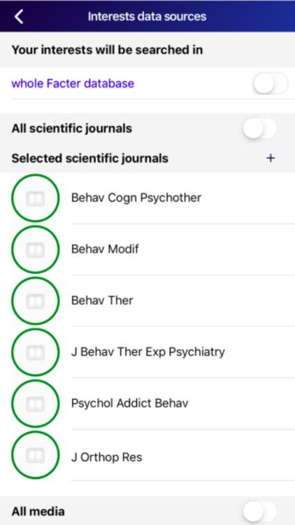 Facter.Io - Scientific Tracker screenshot-7
