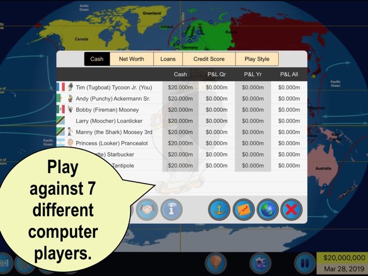 Shipping Tycoon: Profit Baron screenshot-4