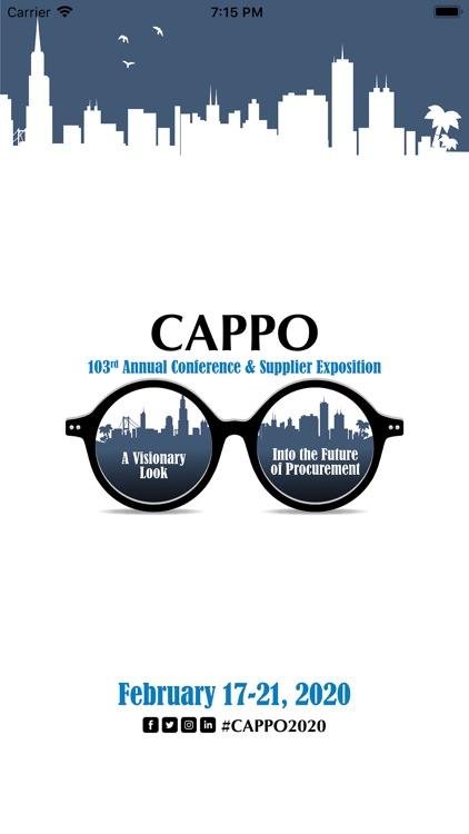 CAPPO 2020 Conference & Expo