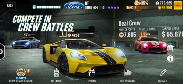 CSR Racing 2 on the App Store