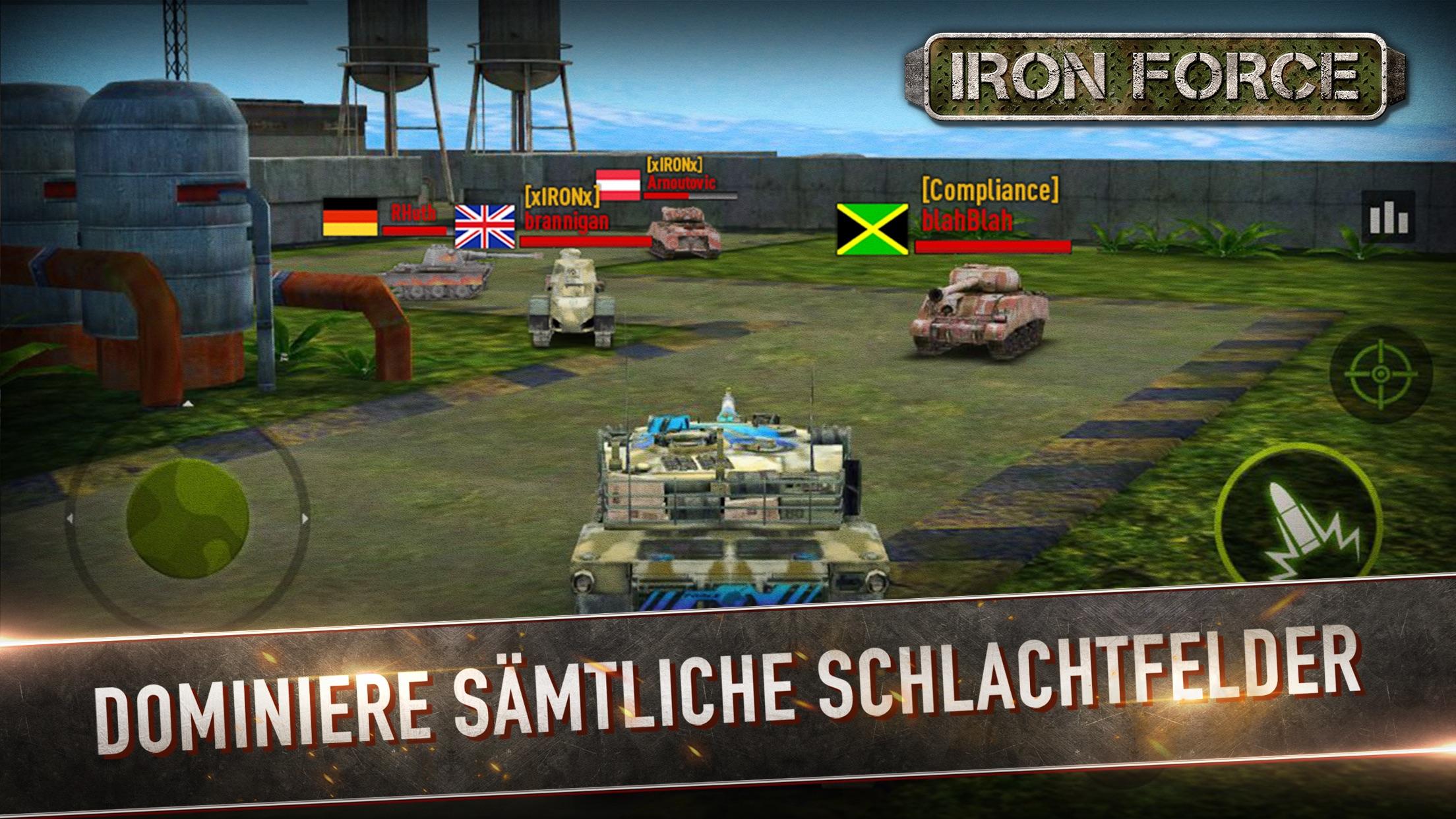 Iron Force Screenshot
