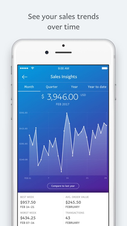 PayPal Business: Invoice Maker screenshot-3
