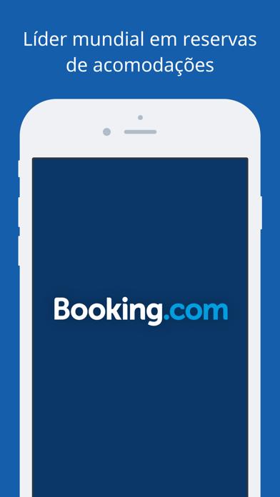 Screenshot for Ofertas de viagem Booking.com in Brazil App Store