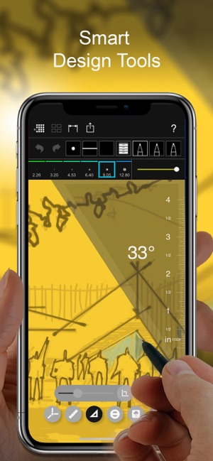 Camera Lucida: Use Your iPhone's Camera To Help You Draw On Paper