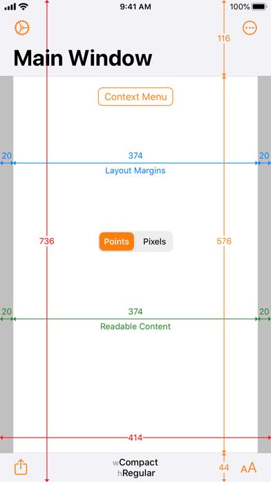 Adaptivity (a) review screenshots
