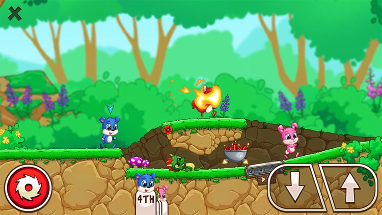 Fun Run 3 - Multiplayer Games screenshot-5