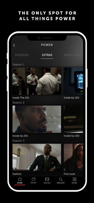 STARZ on the App Store