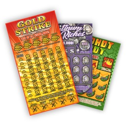 Lucky Lottery Scratchers
