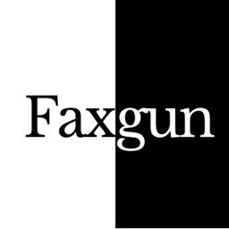 Fax from iPhone: Fax Gun
