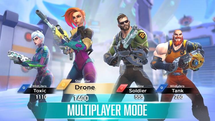 Rise: Alien vs earth pvp games