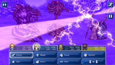 Screenshot from FINAL FANTASY VI