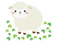 Lamb Stickers