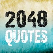 2048 Quotes - Combo based on famous names quotations icon