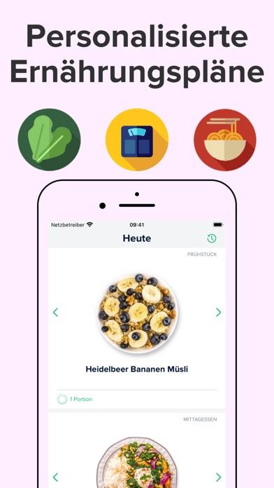 messages.download feastr - Ernährungsplan software
