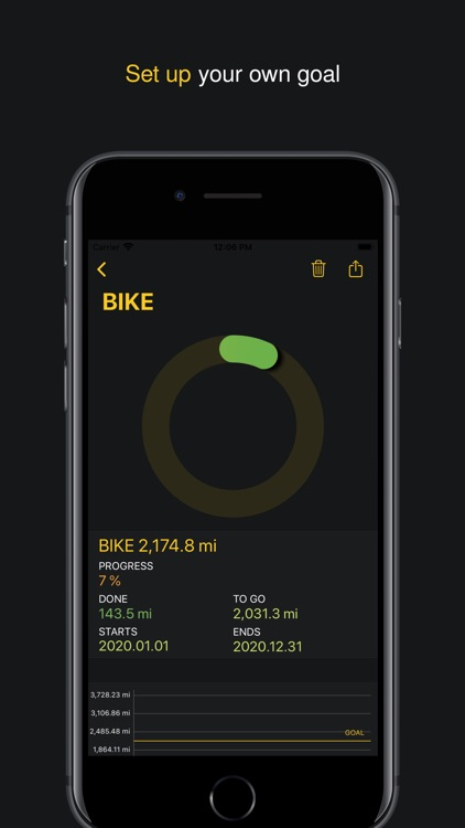 Bikeaholic - Bike companion screenshot-8