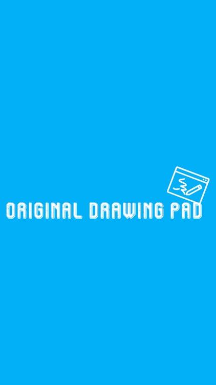 Original Drawing Pad