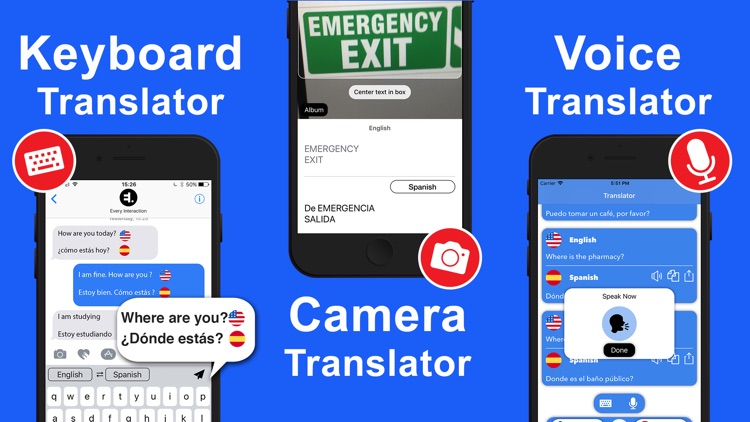 Voice Translator : Translate