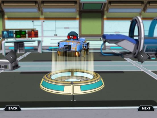 Robot Car Battle Wrestling screenshot 5