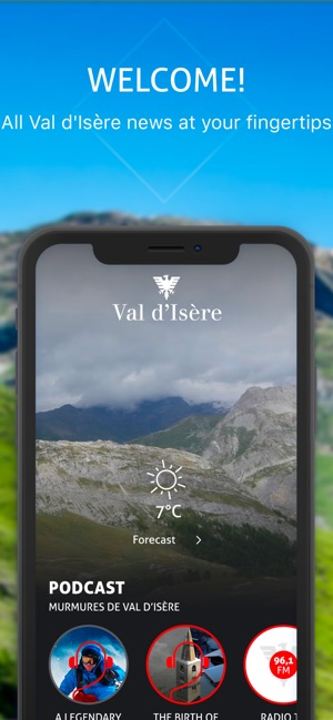 Val d'Isère on the App Store