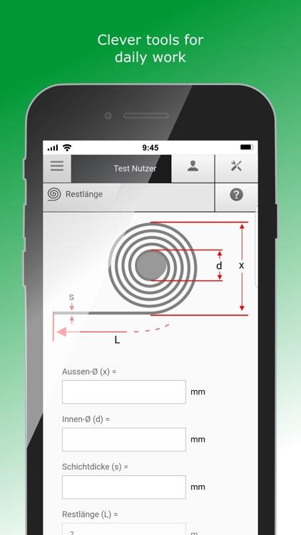 WEINIG App Suite 20 screenshot-4