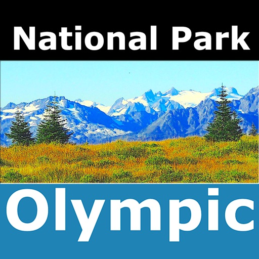 Olympic National Park – GPS HD