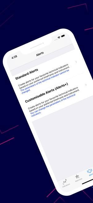 EasyIndicators Dashboard on the App Store